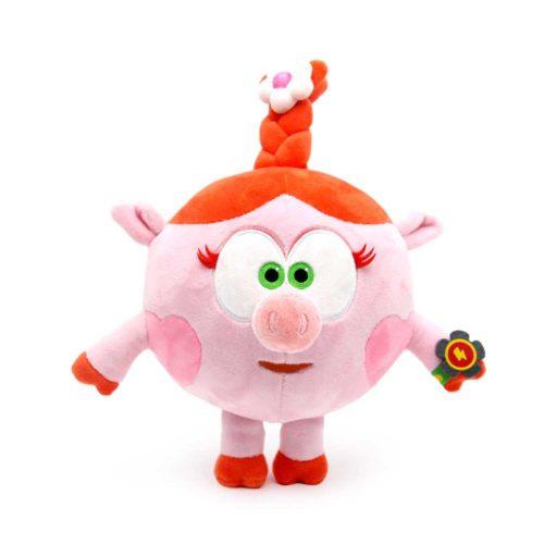 Плюшевые мягкие игрушки Смешарики 15-20 см