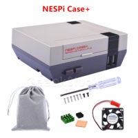 Корпус NESPI CASE + для Raspberry Pi