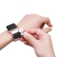 Держатель для наушников AirPods на Apple Watch