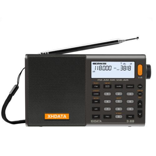 Всеволновой радиоприемник XHDATA D808