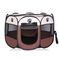 Портативный складной тканевый вольер палатка для собак