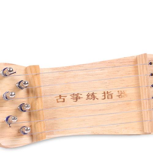 Тренажер для игры на музыкальном инструменте Гучжэне