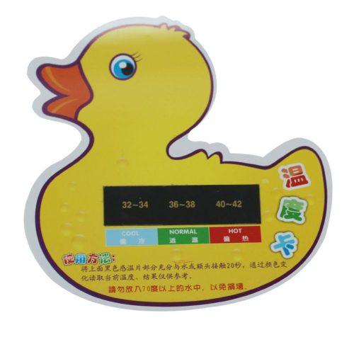 Термометр для воды в ванную в виде утки