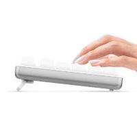 Механическая белая клавиатура Xiaomi yuemi с подсветкой