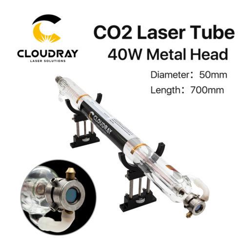Cloudray Co2 лазерная трубка 700 мм 40 Вт
