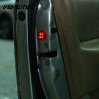 Магнитные LED габариты для дверей автомобиля