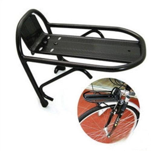 Передний багажник на велосипед