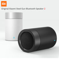 Портативная Bluetooth rолонка Xiaomi Mi Small Steel Guns Bluetooth Speakers