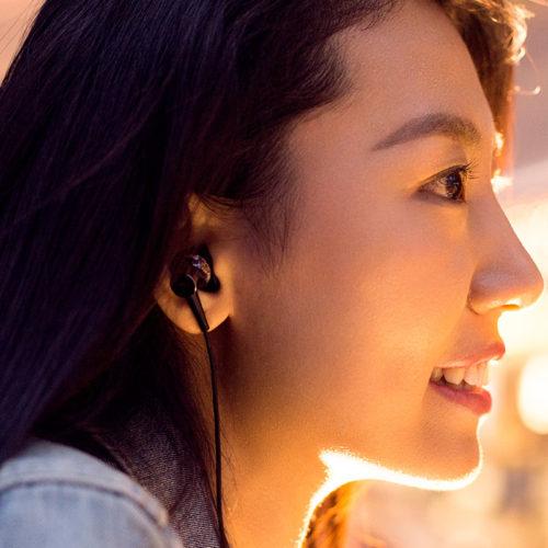 Xiaomi ANC Hybrid наушники вкладыши с Type-C разъемом, микрофоном, регулятором громкости и активным шумоподавлением