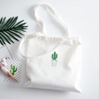 Тканевые сумки-шопперы на Алиэкспресс - место 5 - фото 2