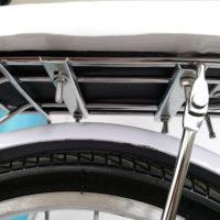 Второе заднее сиденье на багажник велосипеда для ребенка
