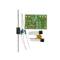 Контроллер заряда от солнечных панелей