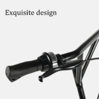 Велосипедный звонок грипшифт
