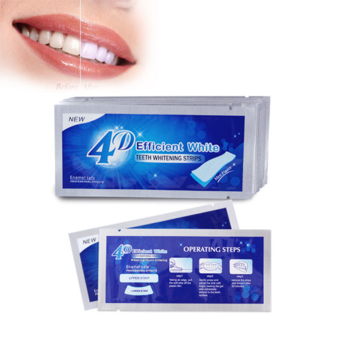 Azdent полоски для отбеливания зубов 28 шт.