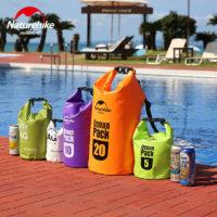 Ocean Pack Водонепроницаемые сумки-мешки на 5, 10, 20 л