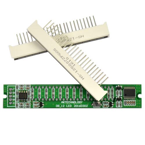 DIY Стерео индикатор уровня сигнала