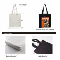 Тканевые сумки-шопперы на Алиэкспресс - место 7 - фото 5