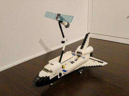 Лепин (Lepin) 16014 конструктор космический шаттл 1230 деталей