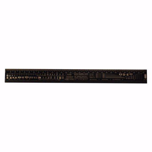 PCB ruler линейка для электронщика
