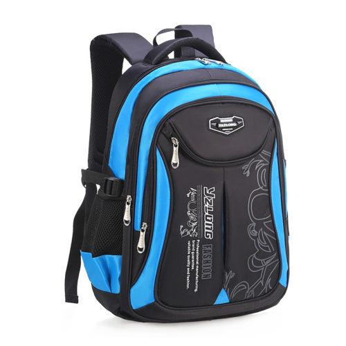 Водонепроницаемый ортопедический школьный детский рюкзак портфель (много отделений и карманов)