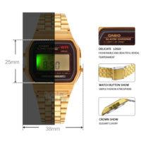 Оригинальные мужские часы Casio на Алиэкспресс - место 3 - фото 6