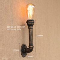 Светильники в стиле лофт на Алиэкспресс - место 10 - фото 2