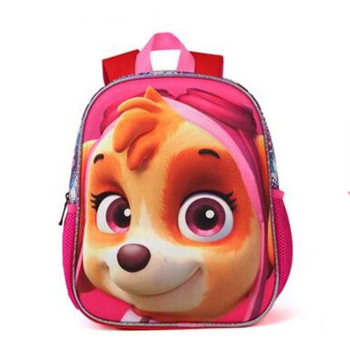 Школьный детский рюкзак для мальчиков и девочек с 3D рисунками по мультфильму Щенячий патруль