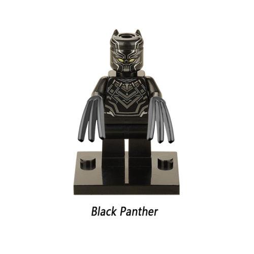 Лего фигурки героев Марвел (Marvel)