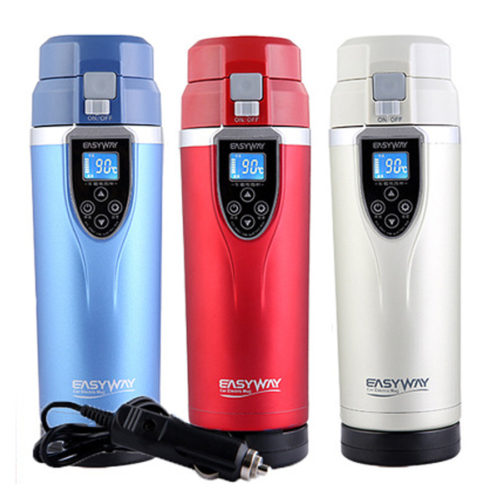Термос-водонагреватель на 350 мл от прикуривателя