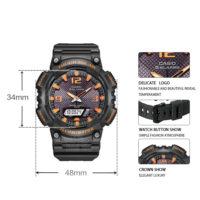 Оригинальные мужские часы Casio на Алиэкспресс - место 1 - фото 6