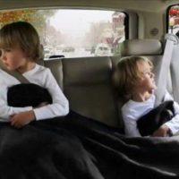 Одеяло с подогревом от прикуривателя в авто