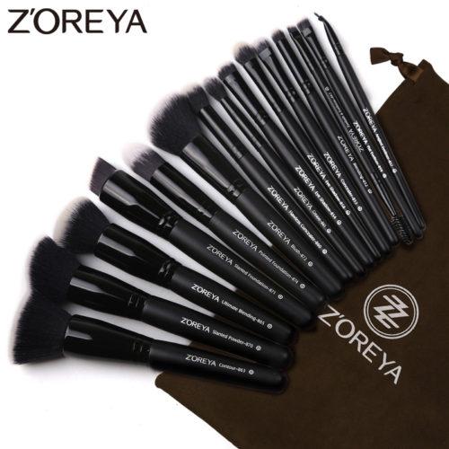Кисти для макияжа Zoreya 15 шт.