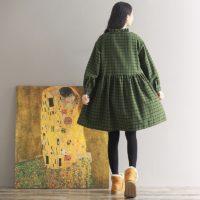 Осенние женские платья на Алиэкспресс - место 9 - фото 2