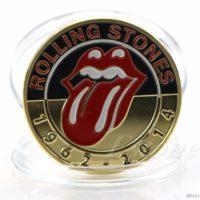 Монетка с The Rolling Stones