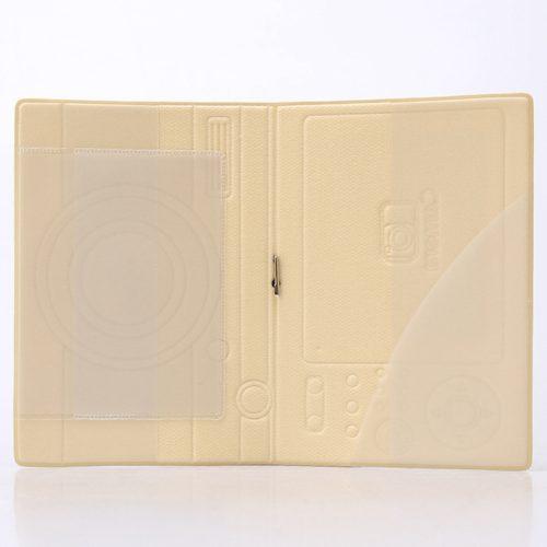 Обложка на паспорт в виде камеры/фотоаппарата