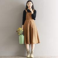 Осенние женские платья на Алиэкспресс - место 1 - фото 4