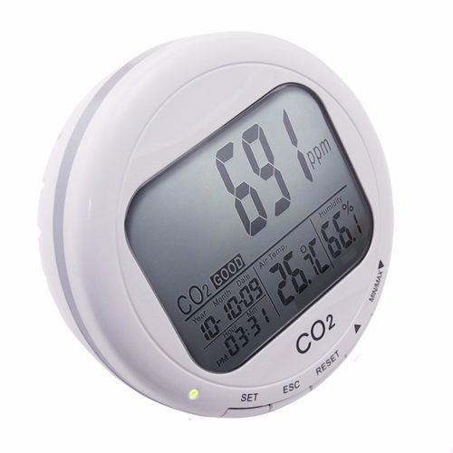 Датчик содержания углекислого газа, влажности и температуры Green Eye