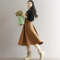Осенние женские платья на Алиэкспресс - место 1 - фото 5