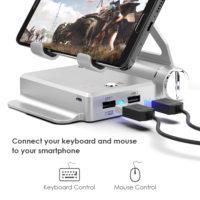 GameSir Подставка геймпад с 2 USB портами и Bluetooth