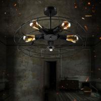 Светильники в стиле лофт на Алиэкспресс - место 5 - фото 6