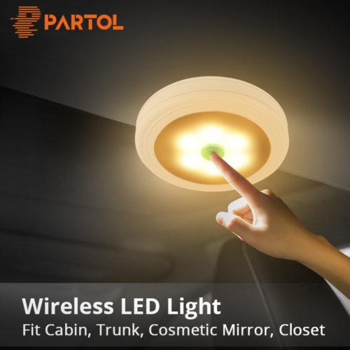 Partol портативная светодиодная мини лампа