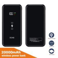 DCAE Qi Беспроводное зарядное устройство 20000 мАч