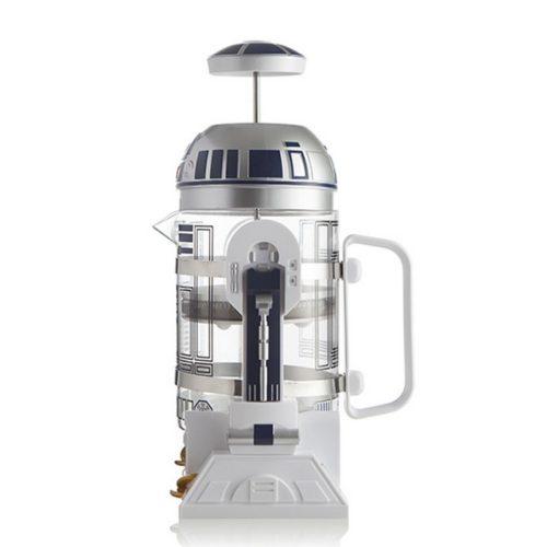 Пресс для кофе в виде R2D2
