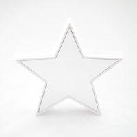 Светодиодная звезда бесконечности от usb
