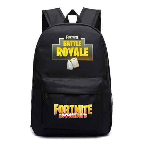 Детский школьный рюкзак для мальчиков Fortnite Battle Royale