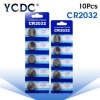 Батарейки для материнской платы 10 шт. CR2032
