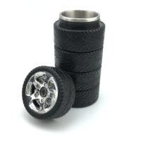 Термос в виде шин/колес