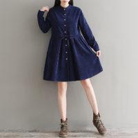 Осенние женские платья на Алиэкспресс - место 7 - фото 6