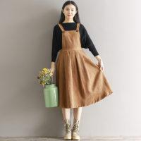 Осенние женские платья на Алиэкспресс - место 1 - фото 1