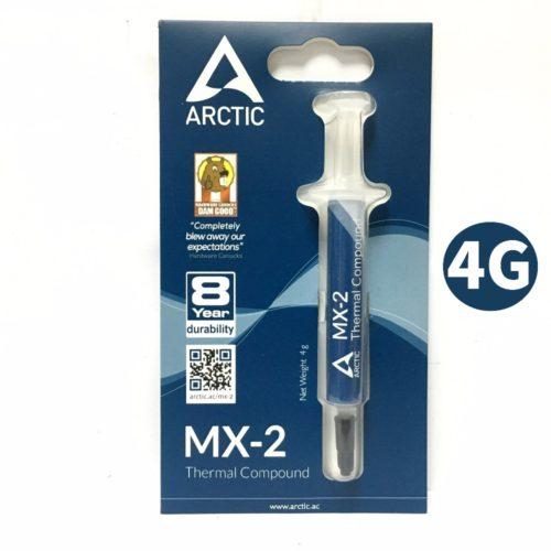 Термопаста ARCTIC MX-2 4/8/30 г